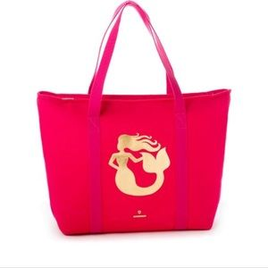 Spartina Big Pink Mermaid tote ❤️❤️❤️